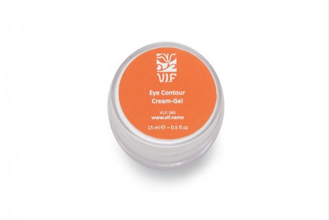 Eye Contour Cream-Gel V.I.F.
