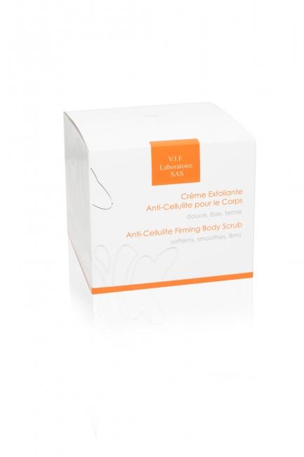 Антицеллюлитный скраб для тела, 200 мл (коробка)