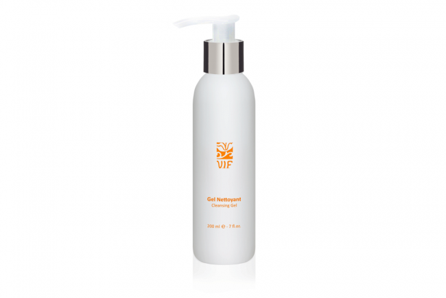 CLEANSING GEL FOR OILY SKIN